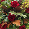 Baroque bouquet Royalty Free Stock Images