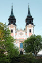 Baroque Church in Austria Stock Photo