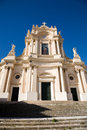 Baroque church, Modica, Sicily Royalty Free Stock Photography