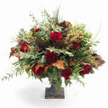 Baroque fall bouquet Royalty Free Stock Photography