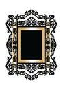 Baroque Rococo Mirror frame decor