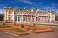 Baroque style castle in Kadriorg Tallinn Stock Photography