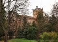 Barracks filip kljajic fica in nis serbia Royalty Free Stock Image