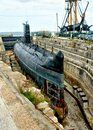 Barracuda Submarine In Almada