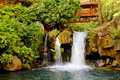 National park barranca del cupatitzio, uruapan michoacan XII Royalty Free Stock Photo