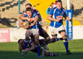 Barrow Raiders v Batley Bulldogs Stock Photography