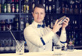 Bartender Royalty Free Stock Photo
