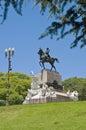 Bartolome Mitre's Park Royalty Free Stock Photo