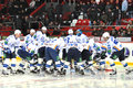 Barys team keeps together Stock Image