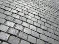 Basalt plasterwork Royalty Free Stock Photography