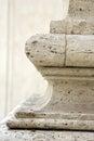 Base of column in Rome