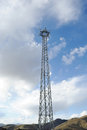 Base station of cell phone Royalty Free Stock Photo