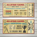 Baseball Competitions Tickets