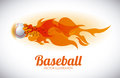 Baseball design Royalty Free Stock Photo