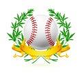Baseball Emblem Stock Photos