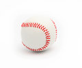 Baseball isolated on white background Royalty Free Stock Photos