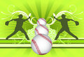 Baseball Player Background Stock Photos