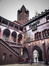 Basel Town Hall - Switzerland 2019 Royalty Free Stock Photo