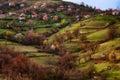 Bashevo village, Eastern Rhodopes, Bulgaria Royalty Free Stock Photo