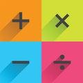 Basic Mathematical symbols