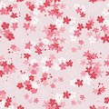 Colourful seamless pattern with flowers for kids, babies, children
