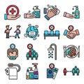 Virus Prevention Icon