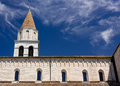 Basilica of Aquileia Stock Image
