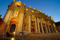 Basilica church Saint Peter Royalty Free Stock Photo