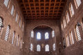 Basilica of constantine interior aula palatina in trier germany Stock Photo