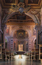 Basilica di San Bartolomeo Royalty Free Stock Photography