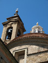 The Basilica di San Lorenzo - Florence Royalty Free Stock Photos
