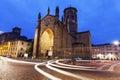 Basilica di sant antonino in piacenza emilia romagna italy Stock Images