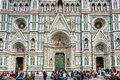 The basilica di santa croce basilica of the holy cross in flor built th century this is one main attractions city Stock Photos