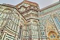 Basilica di Santa Maria del Fiore Royalty Free Stock Photo