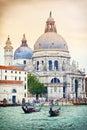 Basilica Di Santa Maria Della Salute,Venice, Italy