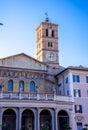 Basilica Di Santa Maria In Tra...