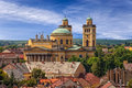 Basilica in Eger Royalty Free Stock Photo