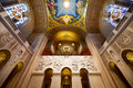 Basilica of the National Shrine Catholic Church Royalty Free Stock Photo