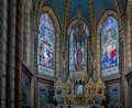 Basilica of the national vow in quito ecuador is a roman catholic church located historic center it is largest neo Stock Photography