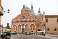 The basilica of saint anthony padua Royalty Free Stock Image