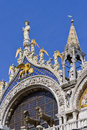 Basilica of Saint Mark, Venice, Italy Stock Image