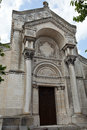 The basilica of saint martin tours france Stock Photos