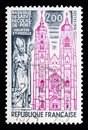 Basilica of Saint Nicolas du Port. Meurthe-et-Moselle, Tourism s Royalty Free Stock Photo