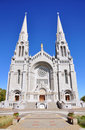 Basilica of Sainte-Anne-de-Beaupre, Quebec Royalty Free Stock Images