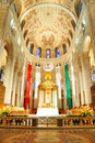 Basilica of Sainte-Anne-de-Beaupre, Quebec Royalty Free Stock Photo