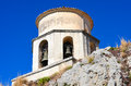 Basilica of san biagio town maratea italy Royalty Free Stock Photo