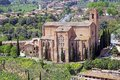 Basilica of San Domenico, Siena, Tuscany, Italy Royalty Free Stock Photo