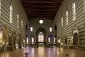Basilica of San Francesco, Siena, Tuscany, Italy. Royalty Free Stock Photo
