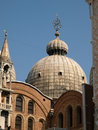 The Basilica San Marco in Venice Stock Photography
