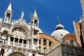 Basilica san marco in venice veneto italy june Stock Images